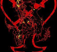 Kingdom Hearts v2 by Potatrice