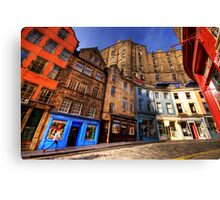 West Bow Canvas Print