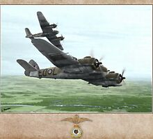 Bristol Beaufighter Mk X by A. Hermann