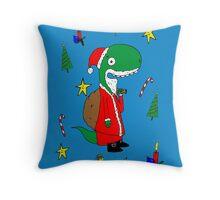 RÖH - Santa Throw Pillow