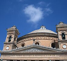 Mosta Church by Christian  Zammit
