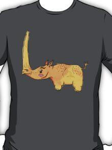 golden rhino T-Shirt