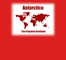 Antarctica The Forgotten Continent 2 Unisex T-Shirt
