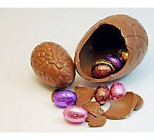 Easter Eggs, 2 Photographic Print