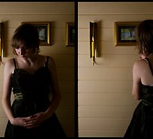From the series 'All dressed up, no place to go' by Elisabeth  Harvey
