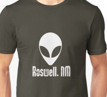 Alien Invasion, Roswell, New Mexico, NM 2 Unisex T-Shirt