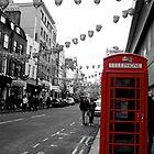 London's Red by evaahn