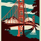 San Francisco by Vintagee