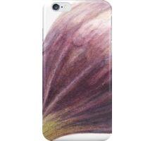 Single Fig #1 iPhone Case/Skin