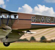 DH.89a Dragon Rapide G-AGJG Sticker
