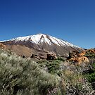 Mount Teide by Paul Morley