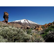 Mount Teide Photographic Print