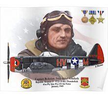 Captain Boleslaw Gladych Poster
