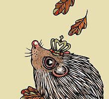 Prickles by Anita Inverarity