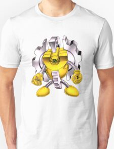 Yellow Gadget Shirt T-Shirt
