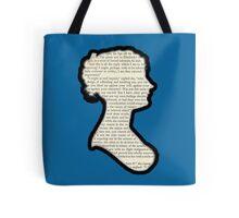 Jane Austen - Pride and Prejudice Tote Bag