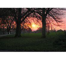 Winter Dawn 2 Photographic Print