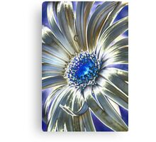 Abstract Daisy I Canvas Print