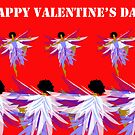 Fairy dance Valentine by Flyinghorse