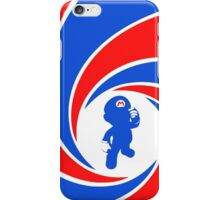 Super Mario Bond iPhone Case/Skin