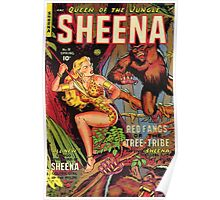 Sheena and the Tree People Poster