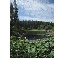 Goldwater Lake, Prescott, Arizona Photographic Print