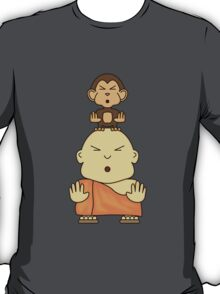 Monkey See Monkey Do - Design #1 T-Shirt