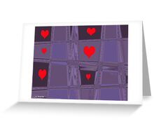 I loved you Yeasterday Greeting Card