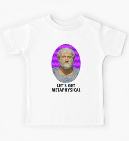 Aristotle Kids Tee