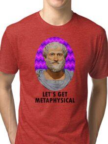 Aristotle Tri-blend T-Shirt