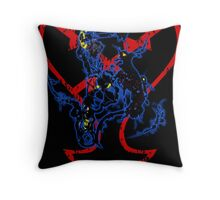 Kingdom Hearts v3 Throw Pillow