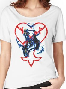 Kingdom Hearts v3 Women's Relaxed Fit T-Shirt