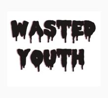 Wasted Youth Kids Clothes