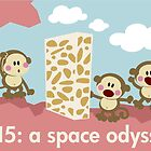 2015: a space oddyty by Sonia Pascual