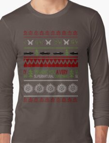 Supernatural Christmas Sweater T-Shirt