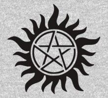 Anti Possession Supernatural Kids Clothes