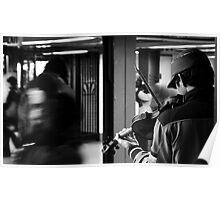 NY Fiddler Poster