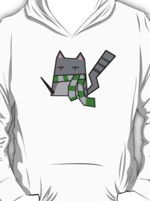 Slytherin Kitty T-Shirt