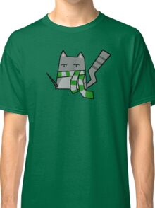 Slytherin Kitty Classic T-Shirt