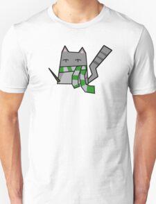 Slytherin Kitty Unisex T-Shirt