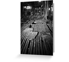 Wool Shed Greeting Card