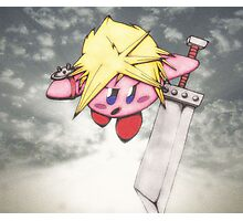 kirby strife Photographic Print