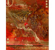 Sahara Sizzle Photographic Print