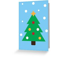 'Tis the Season [Christmas Tree] Greeting Card