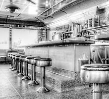 Jersey Diners by louise reeves