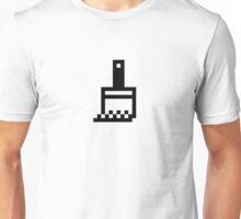 MacPaint Brush Unisex T-Shirt
