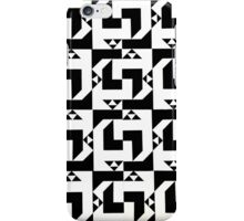 Figure Ground Reversal iPhone Case/Skin