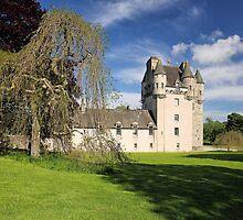Castle Fraser by Grant Glendinning