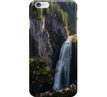 Clear Creek Falls - Gifford Pinchot N.F. iPhone Case/Skin