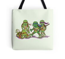 Little Mutant Ninja Turtles Tote Bag